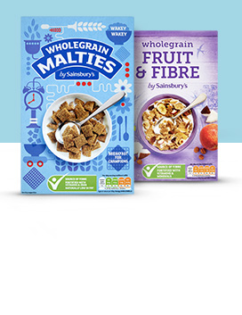 all cereals sainsbury s
