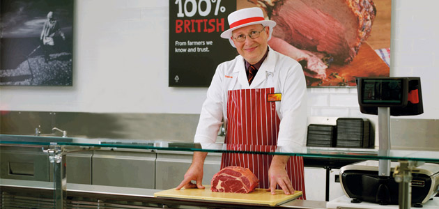 Meat Counter Sainsbury S