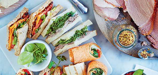 Categoryname sainsburys our tempting platter range includes sandwiches wraps snacks and sweet treats with all the food freshly prepared all you need to do is pick it up and altavistaventures Images