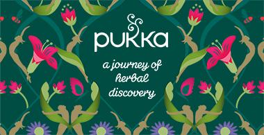 Image result for pukka tea ad