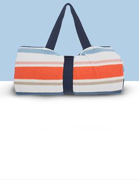 Striped picnic rug & Suncare | Sainsburyu0027s