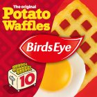 Birds Eye Potato Waffles x10 567g