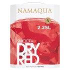 Namaqua Soft & Fruity Red Wine 2.25L at Sainsbury`s