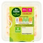 Sainsbury's Deli-Style Coleslaw, Be Good To Yourself 300g