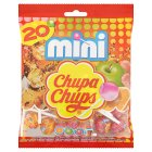 Chupa Chups Mini Lollies x20 Bag 120g