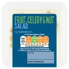 Sainsbury's Fruit, Celery & Nut Salad 300g