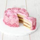 Sainsbury s - Sainsbury s Rose Bouquet Cake (Serves 16 ...