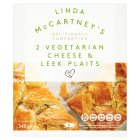 Linda McCartney Vegetarian Plaits - Sainsburys