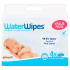 WaterWipes Sensitive 240 Baby Wipes