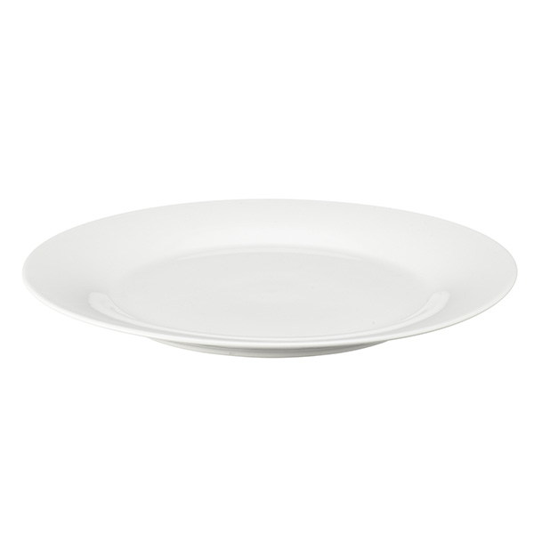 Close Image for Sainsbury\u0027s Basics White Porcelain Dinner Plate from Sainsbury\u0027s  sc 1 st  Sainsbury\u0027s & Sainsbury\u0027s Basics White Porcelain Dinner Plate | Sainsbury\u0027s