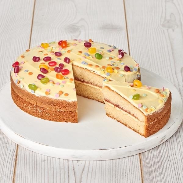 Rose Cake Sainsbury S