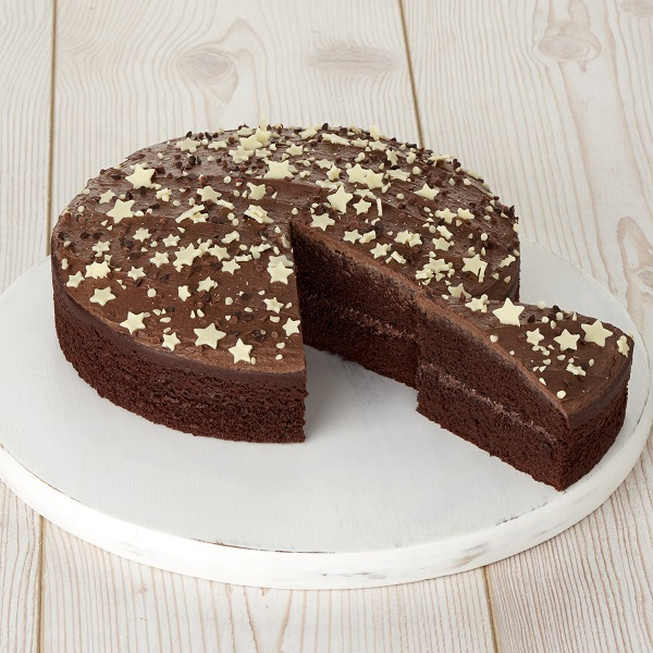 Close Image For Sainsbury S Chocolate Party Cake 930g Serves 12 From