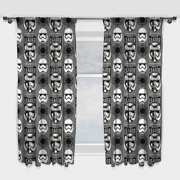 Star Wars Stormtrooper Curtains