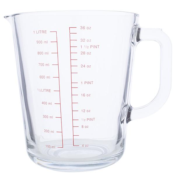 Sainsbury's Glass Jug 1L | Sainsbury's