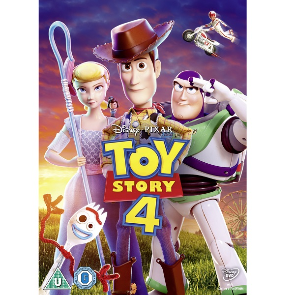 Toy Story 4 Dvds Release Date Uk Sainsburys