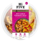 Hi Five Sri Lankan Vegan Gobi Curry 487g Sainsburys