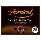 Thorntons Continental Dark Chocolate Selection Box 284g