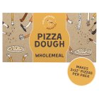The Northern Dough Co Pizza Dough Wholemeal 2x220g