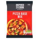 Sainsburys Pizza Base Mix 145g Sainsburys