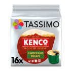 Tassimo Kenco Americano Decaff Coffee Pods X16 Sainsburys