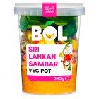 Bol Sri Lankan Sambar Veg Pot 345g Sainsburys